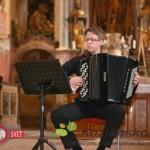 Koncert mladega harmonikarja Žana Stresa na Sv. Roku (foto)