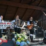 Srečanje muzikantov na Dolgi Gori in veselica z Modrijani (foto, video)