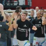 Košarka: Lapornika ne bo med 12 za EP; Zadnik okrepil Tajfun