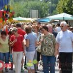 Lovrenčevo v Podčetrtku privabilo številne obiskovalce (foto, video)