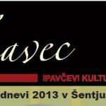 V Šentjurju začenjajo z letošnjimi Ipavčevimi kulturnimi dnevi in novim abonmajem Allegro