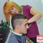 Frizerski salon Pri Minki v Šmarju pri Jelšah – moško komplet z umivanjem pol ceneje