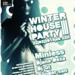 Vabimo na Winter House Party v Podčetrtek – podarjamo vstopnice