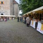 Na gradu Podsreda prvi junijski dan v znamenju Festivala ekološke hrane (foto)
