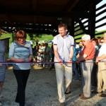 V Spodnji Kostrivnici odprli Turistično vodno pot