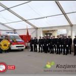 90 let PGD Polje – Sedlarjevo okronali z novim moštvenim vozilom (foto in video)