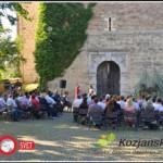 Večer kakovostnih in vrhunskih vin ZGP Šmarje-Virštanj na Gradu Podsreda (foto in video)
