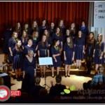 Dekliški cerkveni pevski zbor LA VITA praznoval 10-letnico delovanja (foto in video)