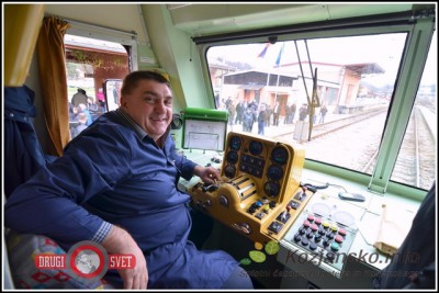 "Vlak proti Đurmancu je ""pognal"" Peter Misja."