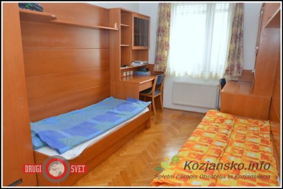 Šolski center Rogaška Slatina ponuja dijakom topel in lepo urejen dijaški dom.