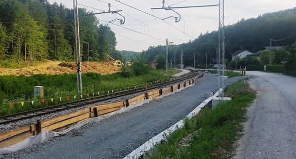 dolga gora gradnja zeleznice 2015