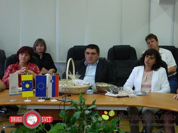 Saša Likavec Svetelšek, Peter Misja in Alenka Štrucl Dovgan