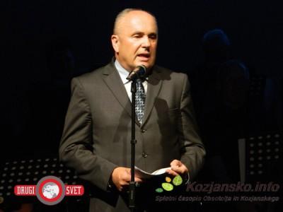 Župan Stanko Šket je predstavil široko paleto projektov Občine Šmarje pri Jelšah.
