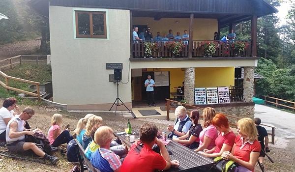 resevna planinski dom prenova 2015