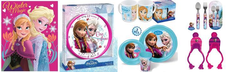 frozen-kolekcija