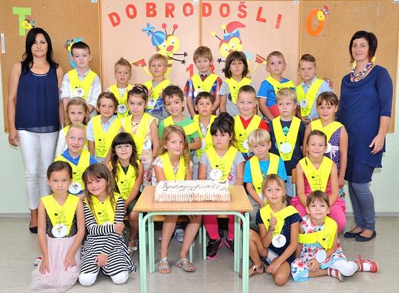 1. b razred OŠ Rogaška Slatina