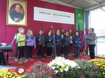 Otroški pevski zbor Zvonček.