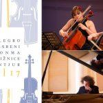 Vabimo na koncert Duo violončel Furioso in pianista Ervina Tkalca v Šentjur – vstopnice 40 % ceneje