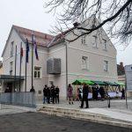 Glasbeno šolo skladateljev Ipavcev Šentjur tudi uradno predali namenu (foto in video)