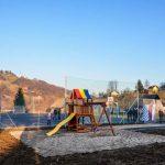 Tinsko bogatejše za novo igrišče in igralne površine (foto in video)