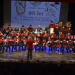 Koncert Društva godbenikov Šmarje pri Jelšah ob 90. letnici delovanja (foto, video)