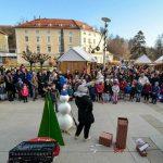 Praznično vzdušje v Kristalni vasi v Rogaški Slatini 2016 (foto, video)