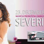 Vabimo na predbožični koncert Severine v Pub beli konj Slovenske Konjice – vstopnice 56 % ceneje