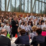 Podčetrtek: tradicionalno srečanje župana z upokojenci in gospodarstveniki (foto in video)