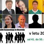 50 najvplivnejših KiO 2016: od 41. do 50. mesta