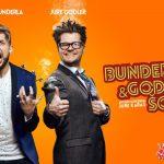 Vabimo na Bunderla&Godler šov v Šentjur – vstopnice pol ceneje