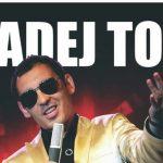 Vabimo na stand up komedijo Tadeja Toša v živo v Šmarje pri Jelšah