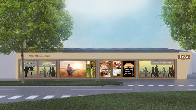 Kašča Šmarje bo prva trgovina, ki bo kupcu ponudila domače in lokalne izdelke iz Obsotelja in Kozjanskega