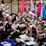 Mlade šmarske košarkarice do tretjega mesta!