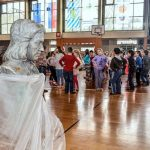 Prešernov dan obeležili tudi šmarski osnovnošolci (foto, video)