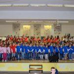 V šmarski osnovni šoli odzvanjale pesmi šolskih pevskih zborov (foto, video)