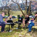 Knjižnica Šmarje središče kulturnega dogajanja v regiji (foto in video)