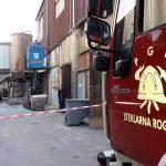 Delovna nesreča v Steklarni Rogaška (dopolnjeno)