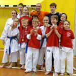 Karateisti tokrat nastopili v Rogaški Slatini