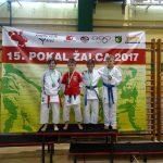 Karateisti Karate kluba Kozjansko in Obsotelje s kopico medalj iz Žalca