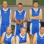 Veteranska liga v košarki ima nove zmagovalce