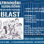 Vabimo na komedijo kostrivniških gledališčnikov Oblast v Rogaško Slatino – vstopnice 37 % ceneje
