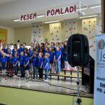 """Z območne revije OPZ in MPZ """"Pesem pomladi 2017"""" v Šmarju (foto in video)"""