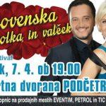 Vabimo na 22. festival Slovenska polka in valček v Podčetrtek – vstopnice pol ceneje