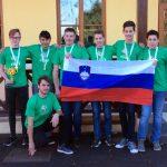 Ekipa RoboBoS iz Bistrice ob Sotli bo predstavljala Slovenijo na prestižnem robotskem tekmovanju v Ameriki
