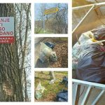 Zavedna učenka Anja organizirala mini čistilno akcijo, na KiO bodo čistili naslednji dve soboti