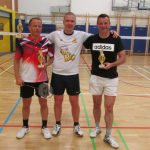 Zaključni turnir posameznikov v badmintonu z novim zmagovalcem
