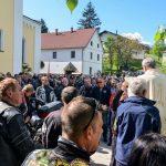 Blagoslov motorjev in motoristov v Rogaški Slatini (foto)