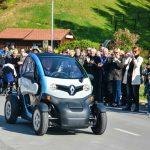 Z odprtja obnovljene lokalne ceste Mestinje–Lemberg–Nova vas (foto, video)
