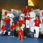 Karateisti tekmovali v Bohinju