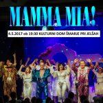 V Šmarje prihaja muzikal MAMMA MIA!